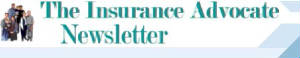 The Insurance Advocate - Latest Edition