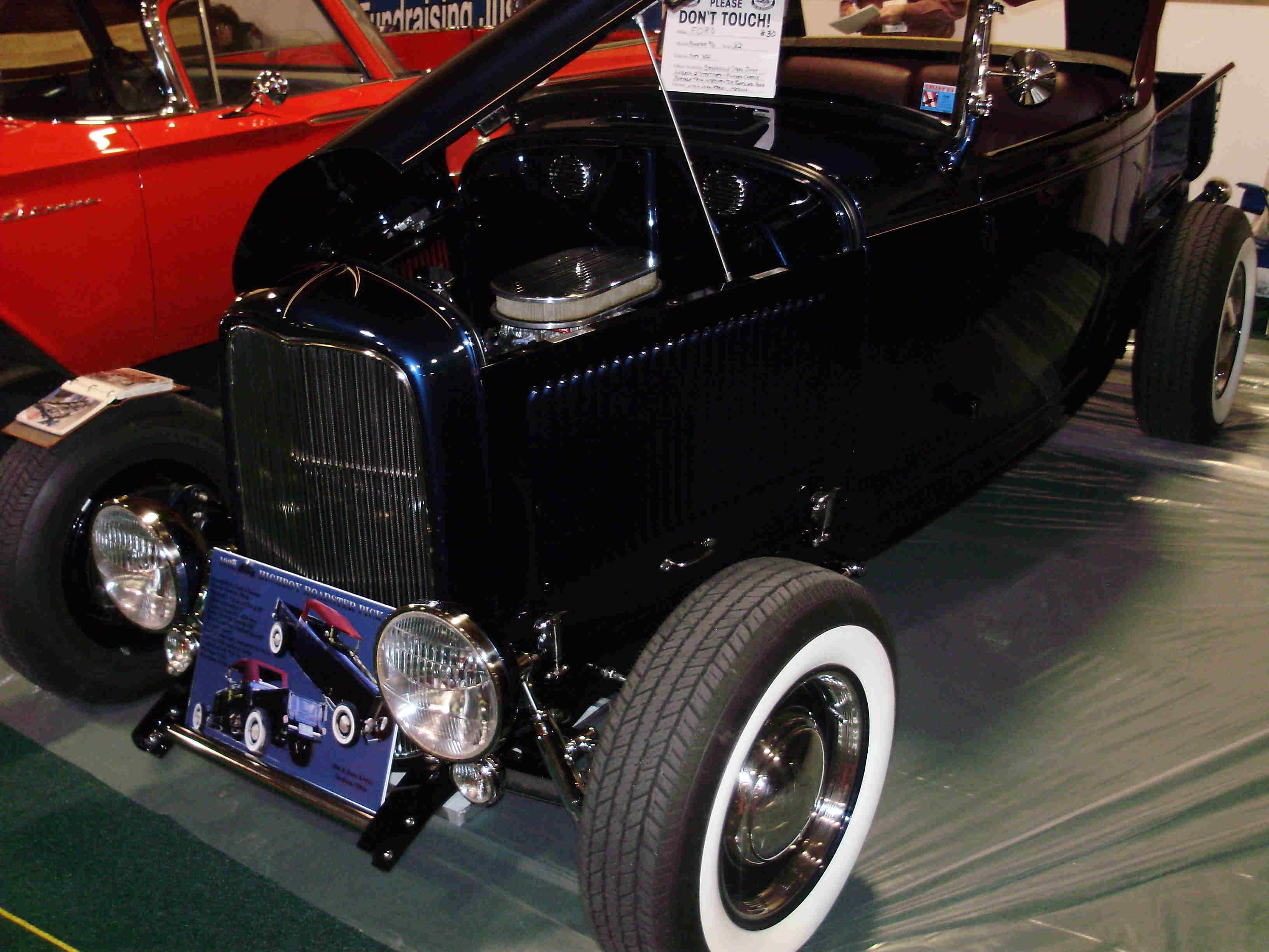 Jim Krejci's 1932 Ford Roadster Pick Up